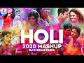 Holi Mashup 2020 | DJ Chirag Dubai | Holi 2020 Bollywood Songs | Holi Special Party Songs