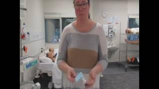 Insulin Infusion: Skills video QUT School of Nursing