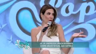Andressa Urach revela o que sente por Bárbara Evans