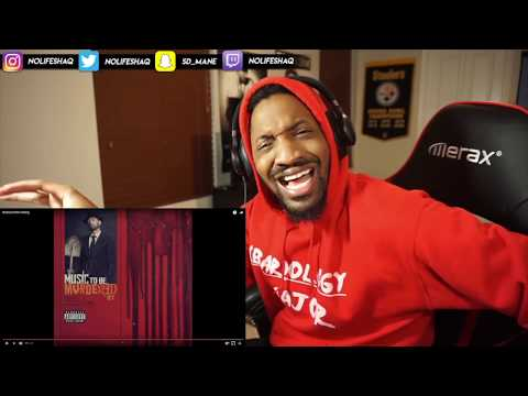 Eminem - Unaccommodating ft. Young M.A. (REACTION!!!)