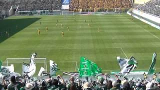 2015 明治安田生命 J1リーグ 1stステージ 第7節 松本山雅FC vs ベガルタ...