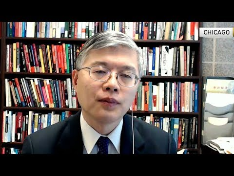 Dali Yang discusses China, Afghanistan and Pakistan trilateral
