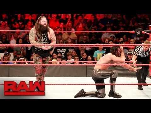 Seth Rollins vs. Bray Wyatt: Raw, July 10, 2017