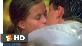 The Man in the Moon (1991) - First Kiss Scene (7/12) | Movieclips