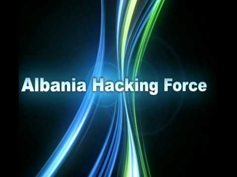 Albanian Hacking Force