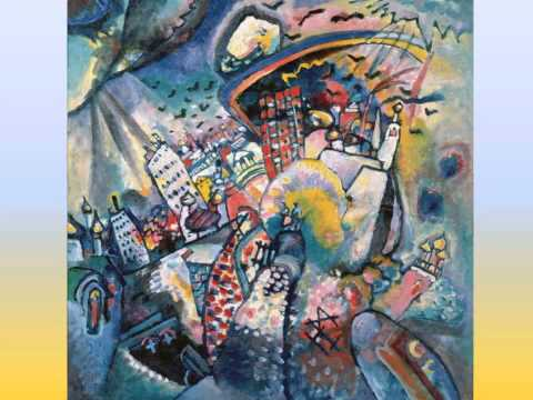 Arnold Schönberg - Wassily Kandinsky: Music and Art Get One