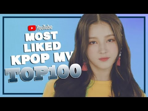 [TOP 100] MOST LIKED K-POP MV OF ALL TIME  • April 2018