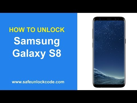 Unlock Samsung Galaxy S8 - Safe IMEI Unlocking Codes for You!