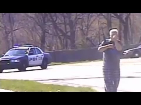 White People With Guns NOT Killed By Cops (VIDEOS)