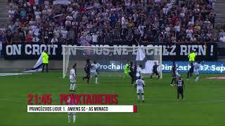 "SPORT1:  Amjeno ""Amiens"" – Monako ""AS Monaco"". Penktadienis 21:45"