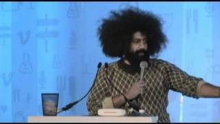 Vimeo Festival and Award Opening Remarks by Reggie Watts