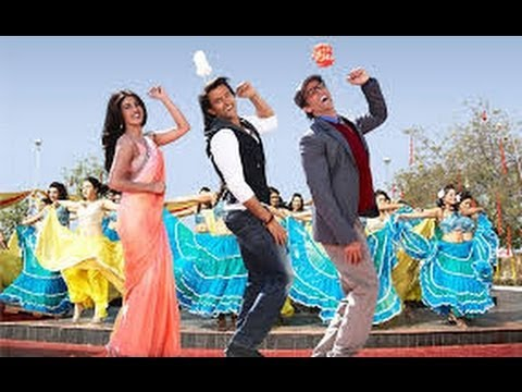 Krrish 3 (2013)  New song HD Travel Video