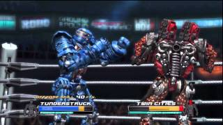 Real Steel   Stage 4   Thunderstruck Vs. Twin Cities   ep 16