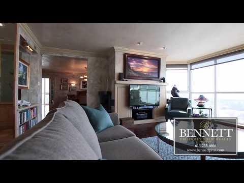 Luxury Ottawa Condo For Sale | 2901-1025 Richmond Road | Bennett Property Shop Realty