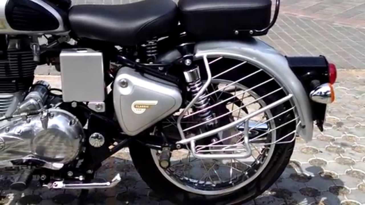 Prabhakaran Hd Wallpapers Royal Enfield Classic 350 Silver Youtube