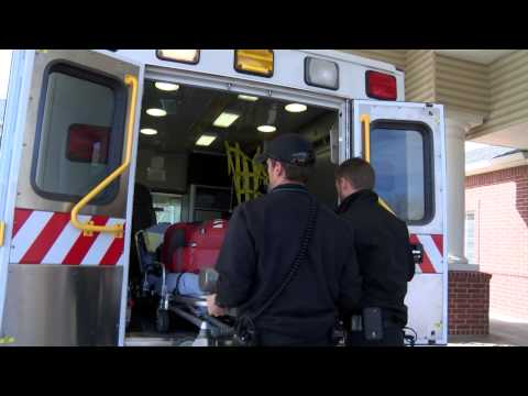 A Day In The Life Of A Hero: EMS