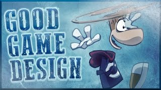 Good Game Design - Rayman Origins: When Art Meets Gameplay