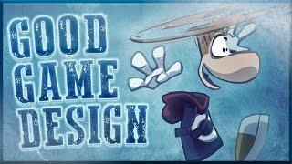 Good Game Design - Rayman Origins: When Art Meets Gameplay