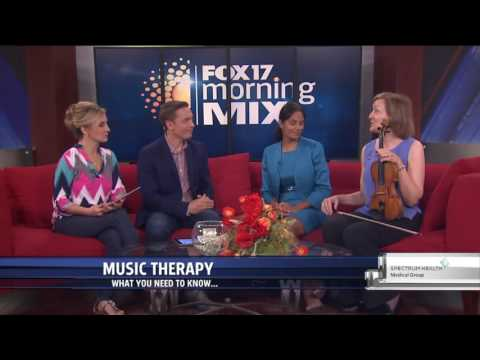 Music Therapy for Cancer Patients  – Kiran Taylor, MD
