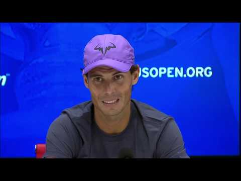 "Rafael Nadal: ""I feel honoured to be part of this battle"" 