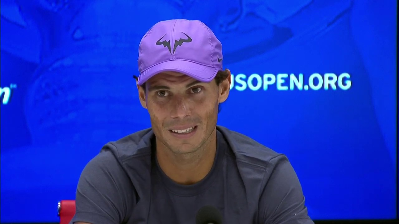 | US Open 2019 Finals Press Conference