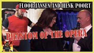I'm Gonna Die! | Floor Jansen & Henk Poort - Phantom Of The Opera | Beste Zangers 2019 | REACTION