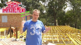 We Have a Floor.. Already! - The Last Home Improvement - Ep 02