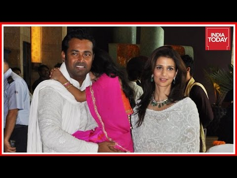 Leander Paes And Rhea Pillai Fails To Settle Custody Dispute Of Daughter