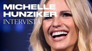 Simona Ventura intervista in esclusiva Michelle Hunziker