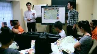 Learn English At the U.S. Embassy in Vientiane, Laos