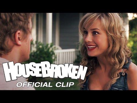 Brie Larson's Cheerleader Role  HOUSEBROKEN