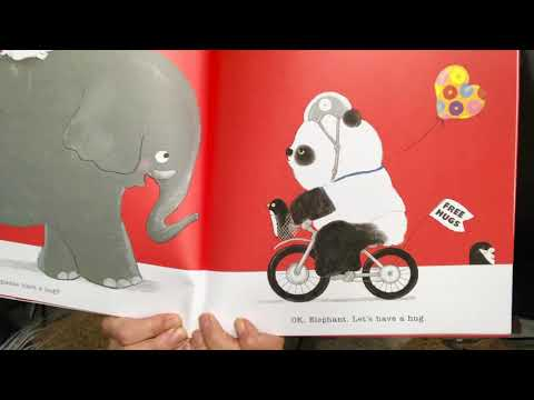 Mr Panda Friday: We Love You, Mr Panda Read By Steve Antony
