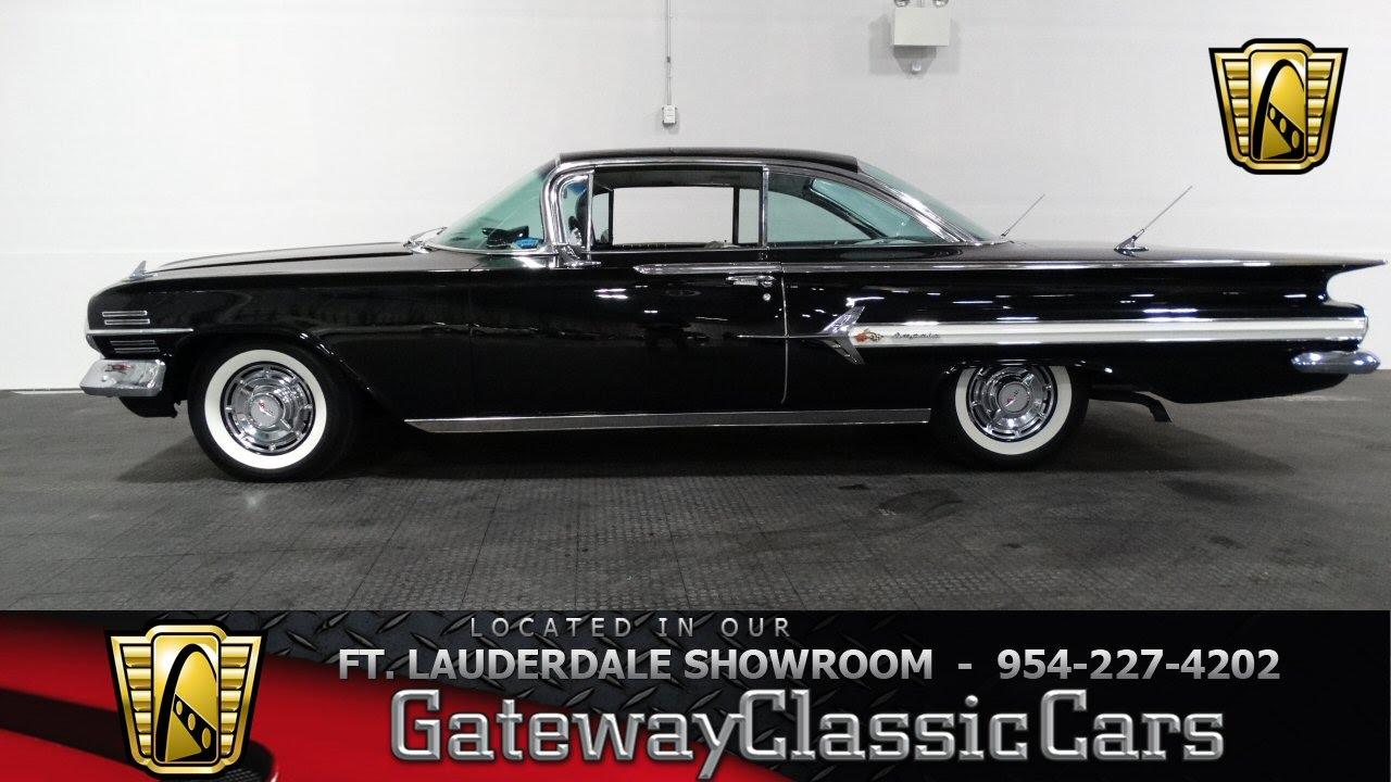 192 FTL - 1960 Chevrolet Impala 348 Tri-power - YouTube