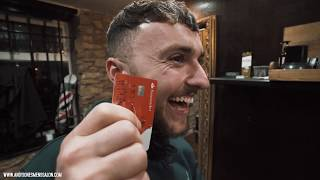 When You Forget Your Money At The Barbershop - Andy Jones Mens Salon Skit