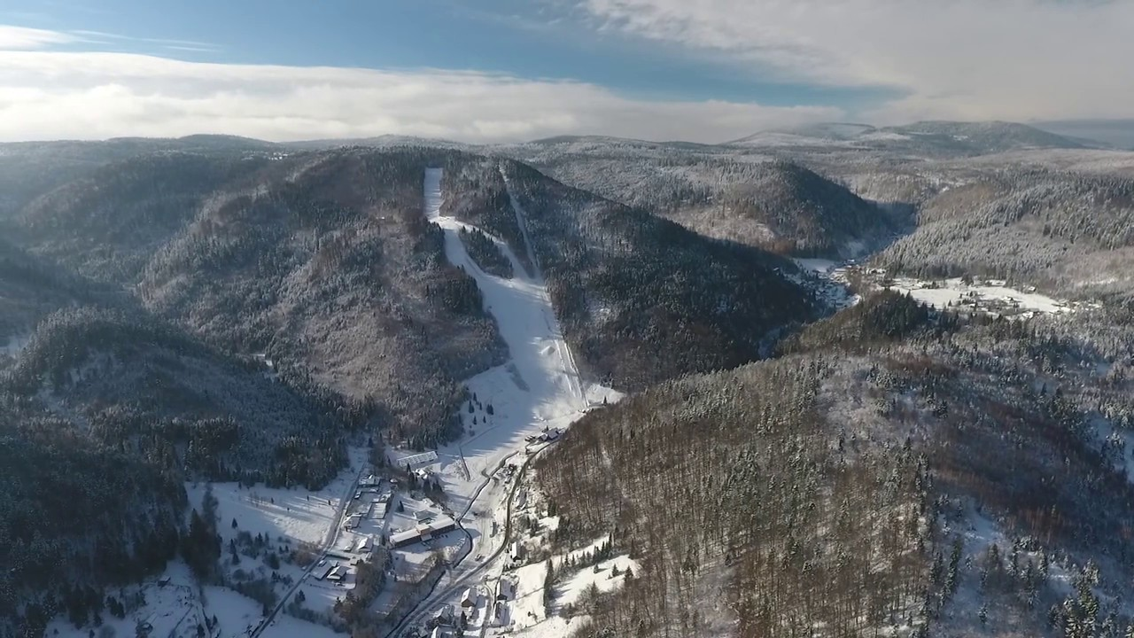 89e0f7886 Ski Centrum Mraznica - YouTube