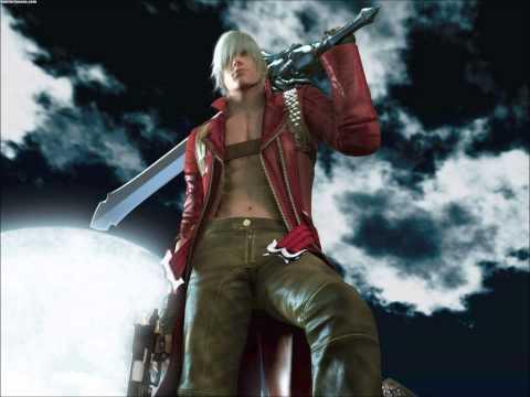 Devil May Cry 3 Theme Music (Devils Never Cry - Tetsuya Shibata)