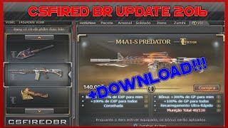 cs csfired br update 2016 cf offline download