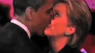 Video Obama Kisses Hillary AND MORE! download MP3, 3GP, MP4, WEBM, AVI, FLV Juni 2018