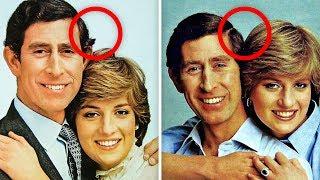 Каждая Фотография Чарльза и Дианы Скрывала Одну и ту же Ложь