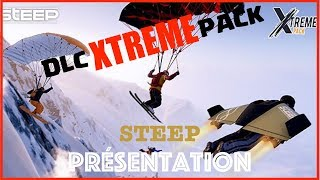 DLC XTREM PACK [STEEP]