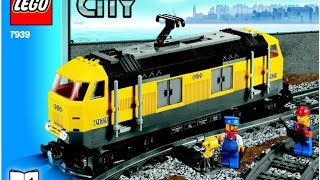 7939 Lego City  Товарный поезд Cargo Train обзор(7939 Lego City Товарный поезд Cargo Train обзор Мой канал Lego Best https://goo.gl/Cr2RJ7 Плейлист ВСЕ О ЛЕГО https://goo.gl/aTNuiZ Плейлист..., 2015-05-19T12:55:19.000Z)