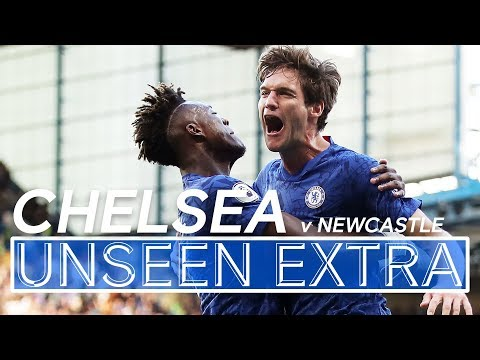 Marcos Alonso Strike Makes it Three Wins in Three! 🔥| Chelsea 1-0 Newcastle | Unseen Extra