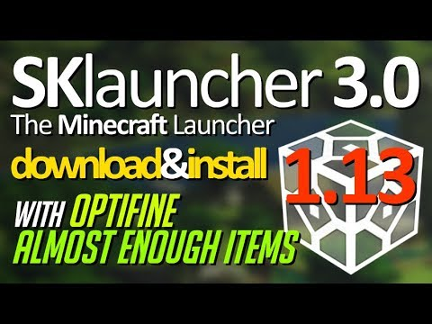 How to get a Free Minecraft Launcher for 1 13 - install Minecraft cracked  launcher [non premium]