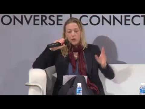 Jasmin Waldmann speaks at ChaT Youth Summit Jaipur