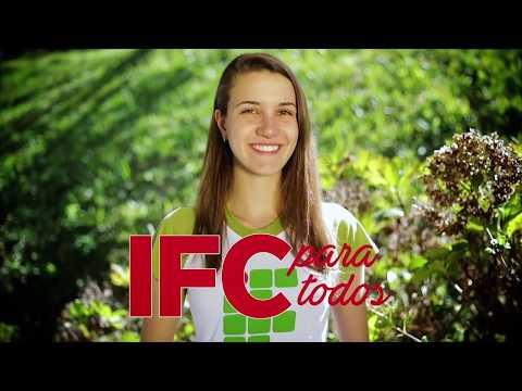 Vídeo IFC - Instituto Federal Catarinense