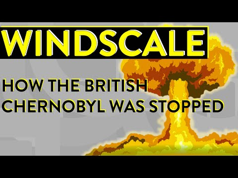 Windscale Disaster - How The British Chernobyl Was Stopped