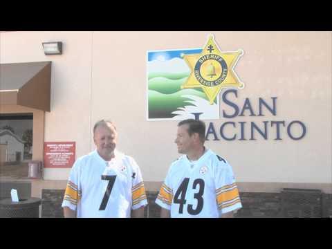 San Jacinto Police Chief Addresses San Jacinto State Of The City 2013