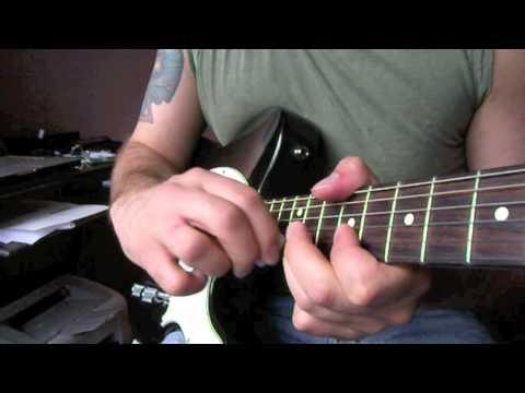 GWP 2013 - Shredding the Blues