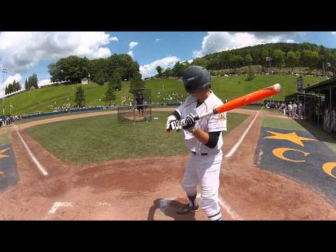 CASV HR Derby - #34 Katcher Halligan, Houston Mustangs