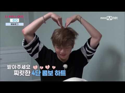 [ENG SUB CC] Wanna One Kang Daniel and Jisung singing Twice's Signal (Signiel)
